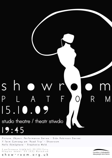 Platform Poster OCT 09